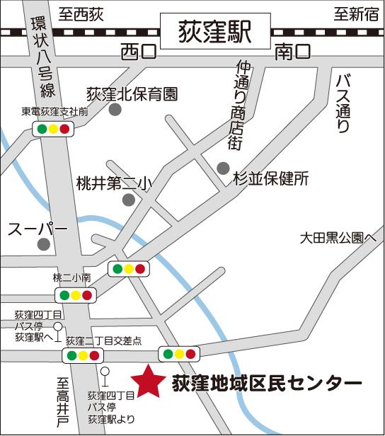 センター地図